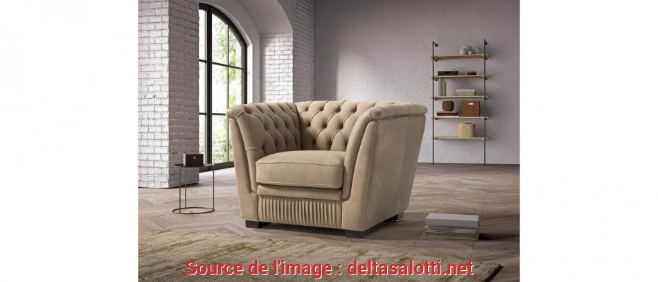 Semplice Sofa, Armchair In, Leather