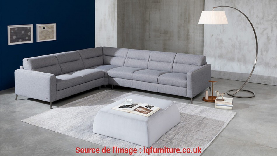 Bello This Is A Corner Modular Sofa With Sofa, In A Grey Fabric
