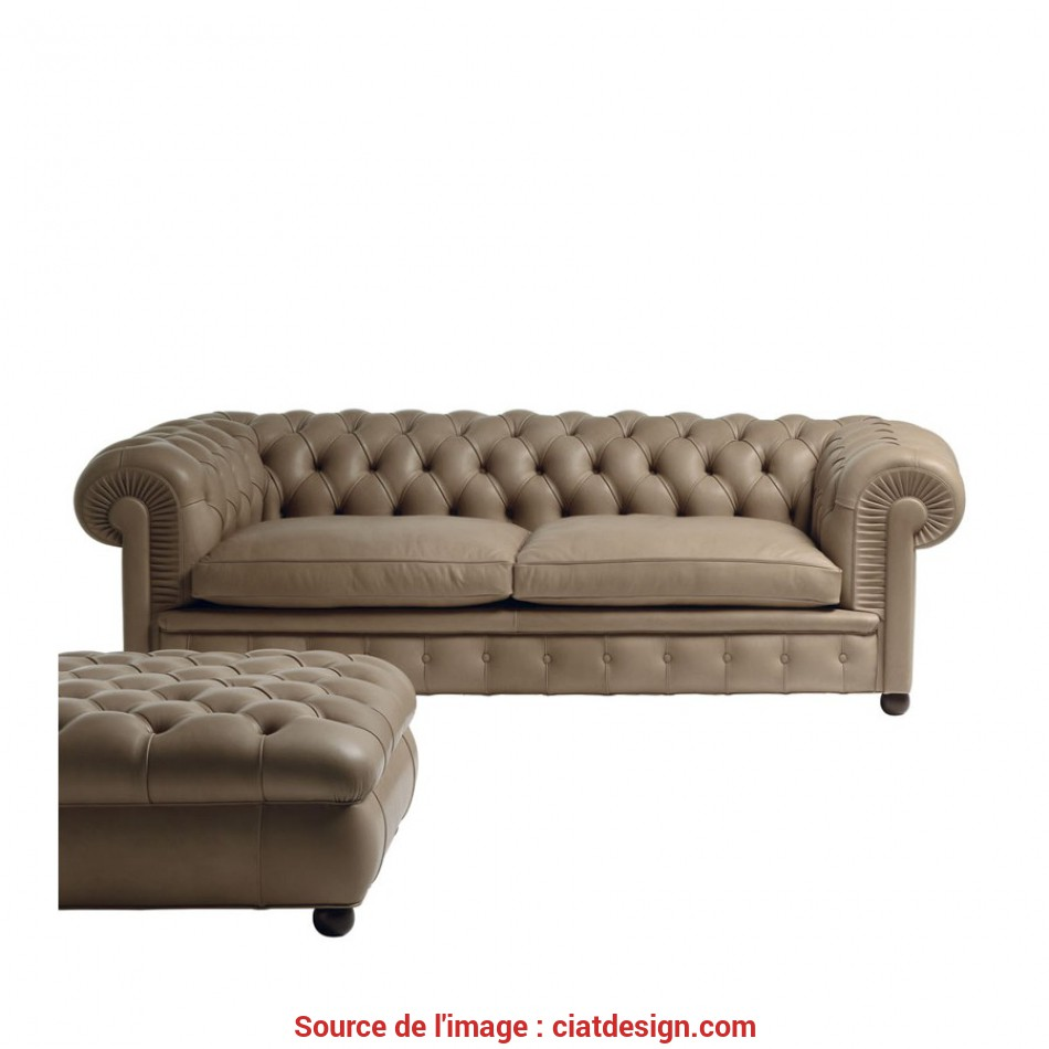 Esotico Chester, 3 Seater Sofa By Poltrona Frau. Design By Renzo Frau Shop Online On CiatDesign