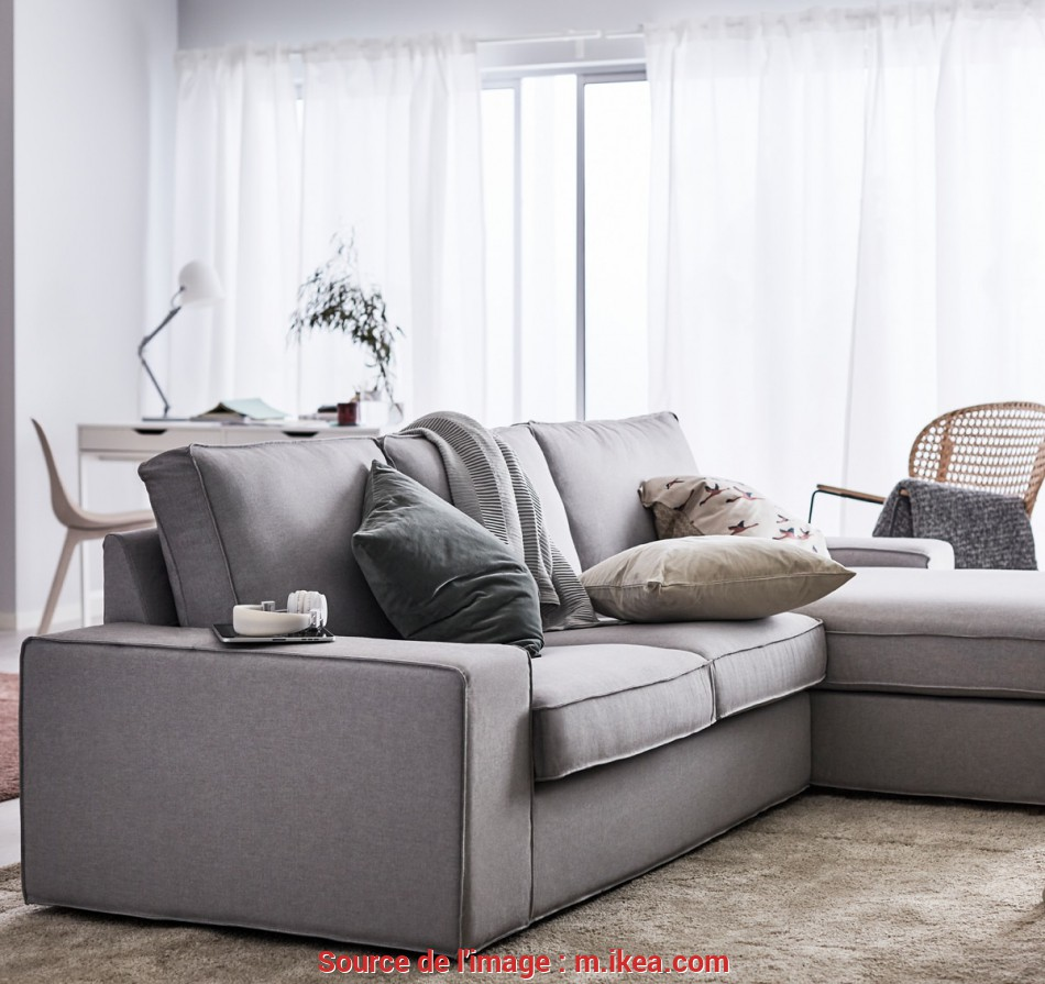 Ideale IKEA, A Wide Selection Of Sofas, One Of Them Is KIVIK, A Generous