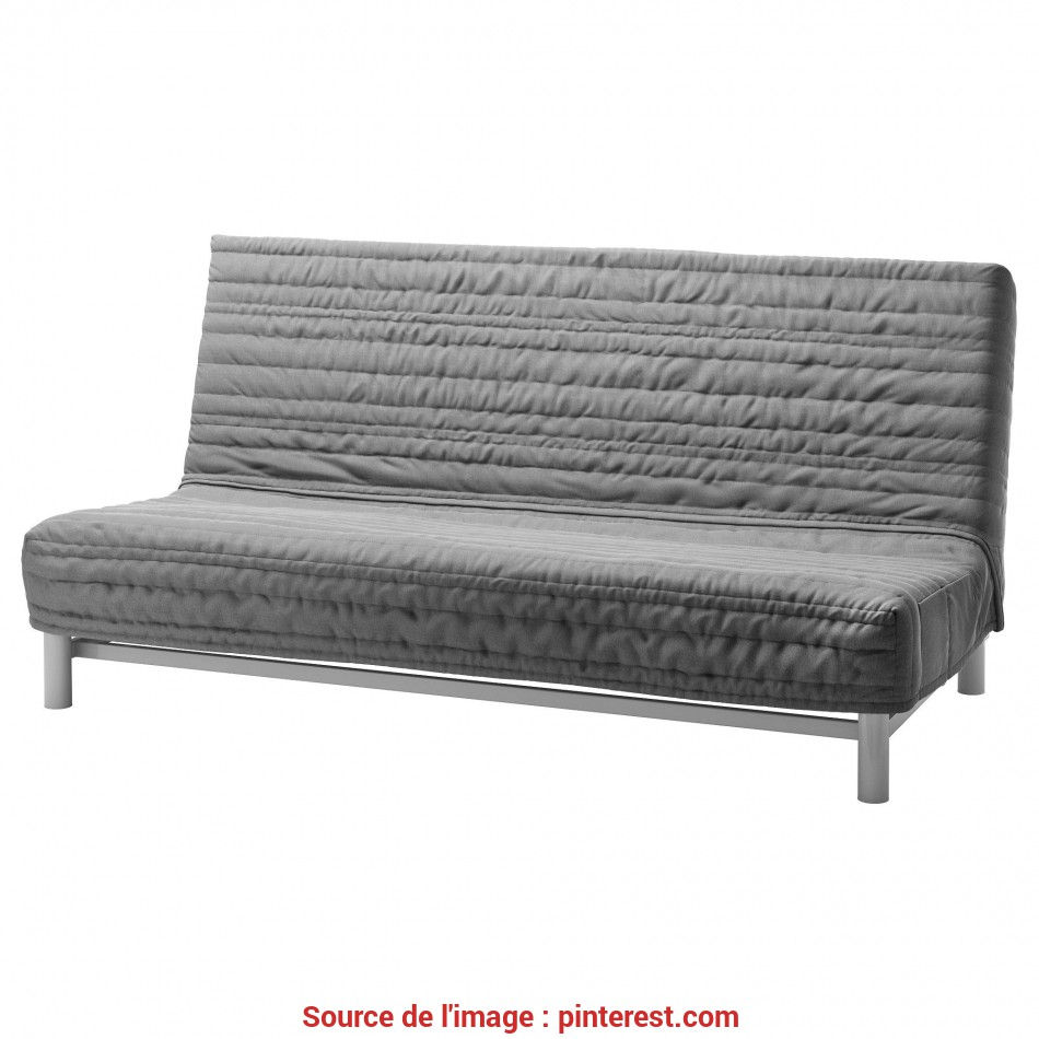 Minimalista IKEA, BEDDINGE LÖVÅS, Sofa Bed, Knisa Light Gray, , Extra Covers Make It Easy To Give Both Your Sofa, Room A, Look.Easily Converts Into A, Big
