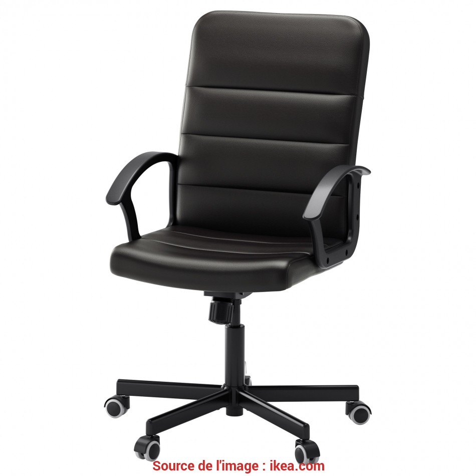 Minimalista IKEA TORKEL Swivel Chair, Sit Comfortably Since, Chair Is Adjustable In Height