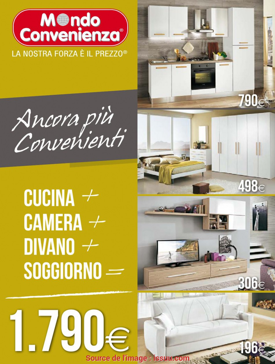 Sbalorditivo Mondo Convenienza Catalogo Autunno2014 By Mobilpro, Issuu