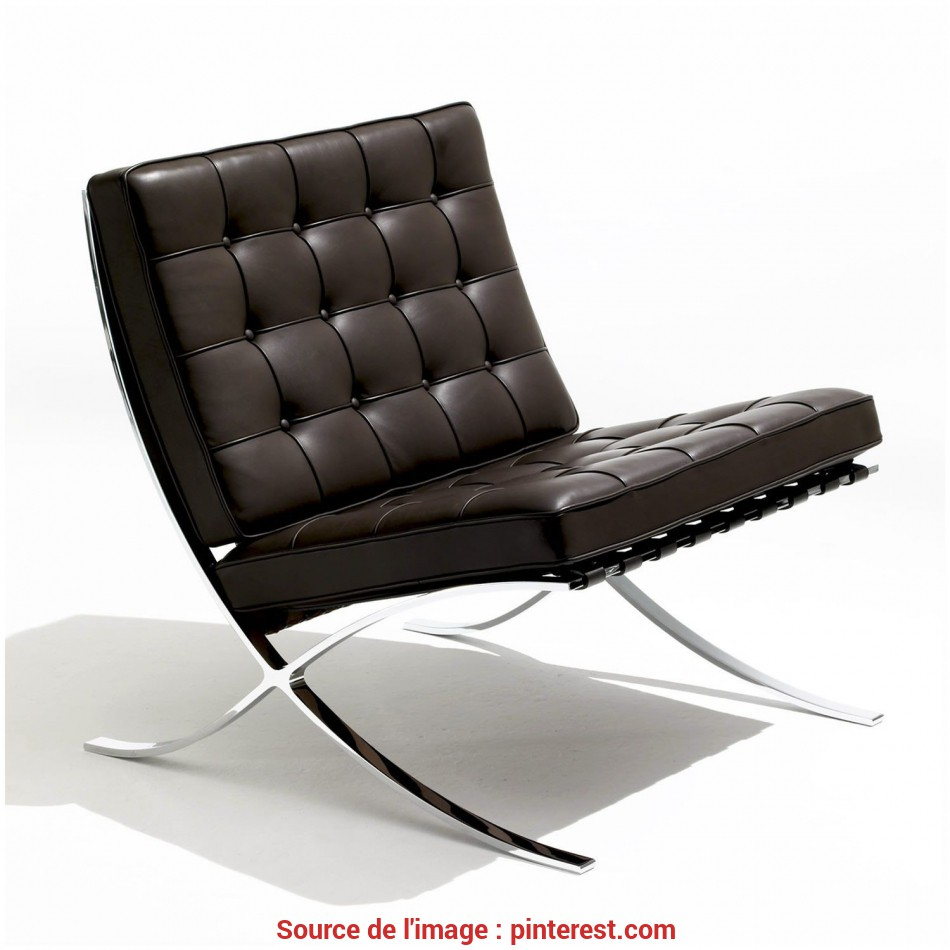 Magnifico Chapter 24 Bauhaus .Barcelona Chair., Der Rohe, History Of