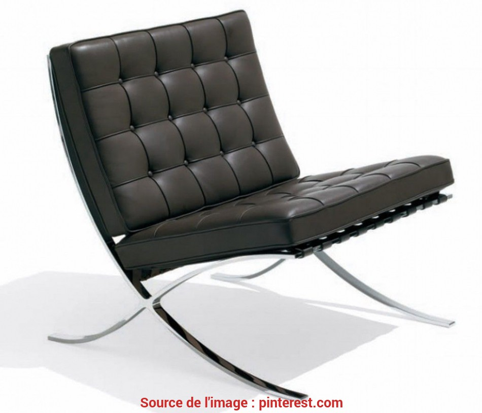 Unico Barcelona Chair By Mies, Der Rohe, My Favorite Chair!, Chair