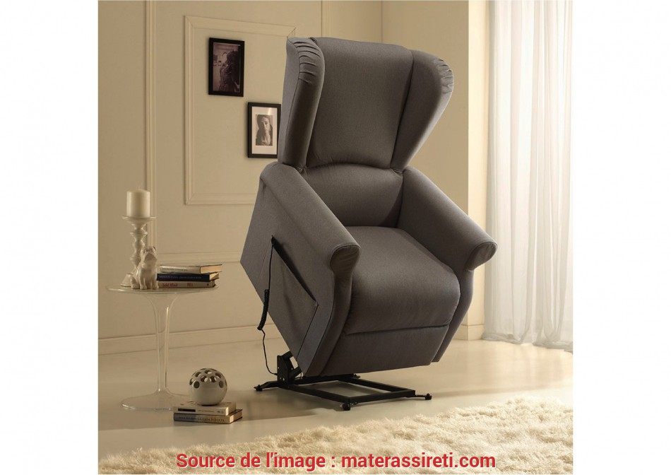 Magnifico Poltrona Relax Bergere · Poltrona Relax Bergere