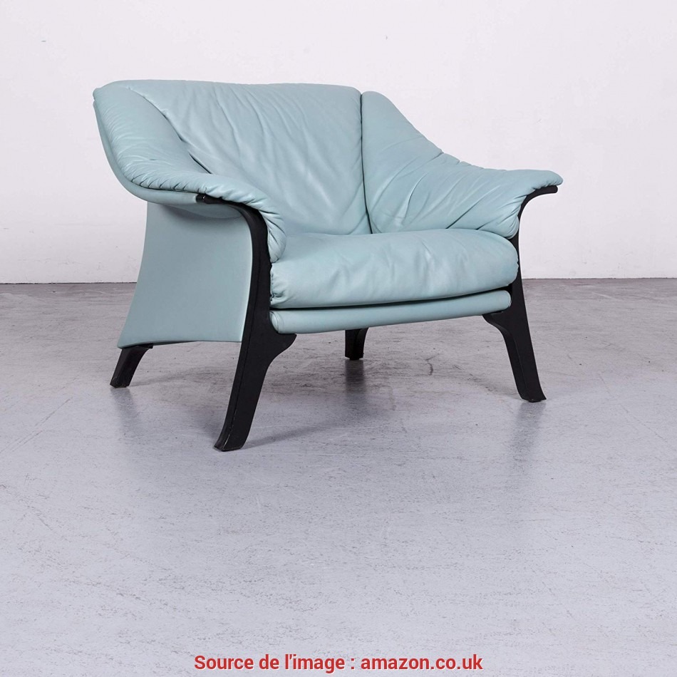 Migliore Poltrona Frau Designer Leder Sessel Blau Hellblau Echtleder Stuhl #6887: / SANAA: Amazon.Co.Uk: Kitchen & Home
