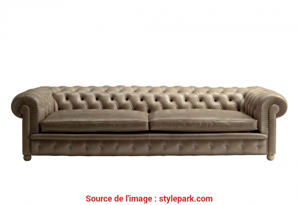 Eccellente Chester, Sofa Large By Poltrona Frau, STYLEPARK