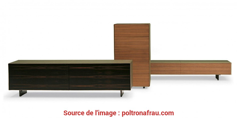 I Più Nuovi Vitruvio Furniture By Jean-Marie Massaud, Poltrona Frau