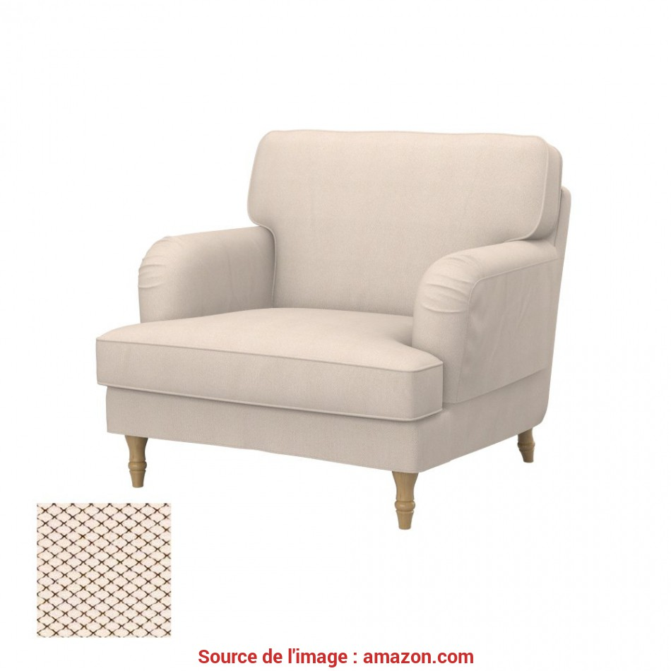 Elegante Amazon.Com: Soferia, Replacement Cover, IKEA STOCKSUND Armchair, Nordic Creme: Home & Kitchen