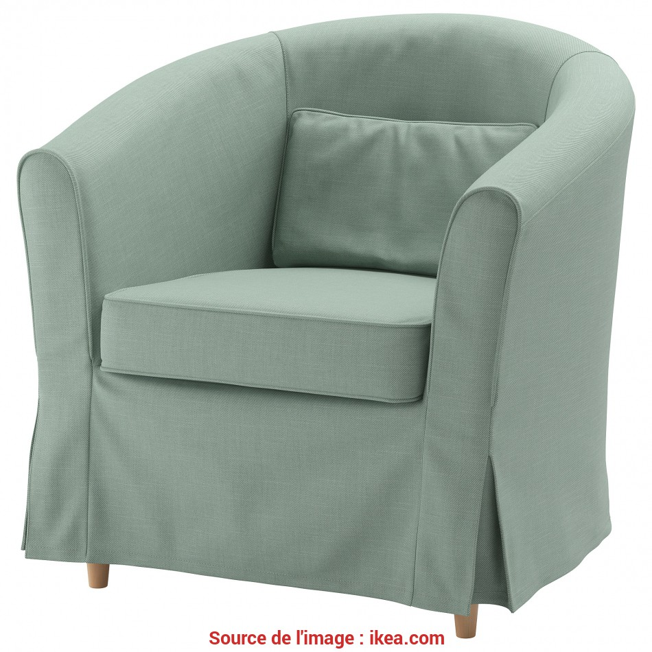 Confortevole Armchair TULLSTA Nordvalla Light Green