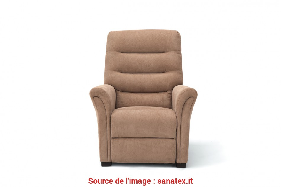 Nuovo Poltrone Relax Torino 100% Made In Italy