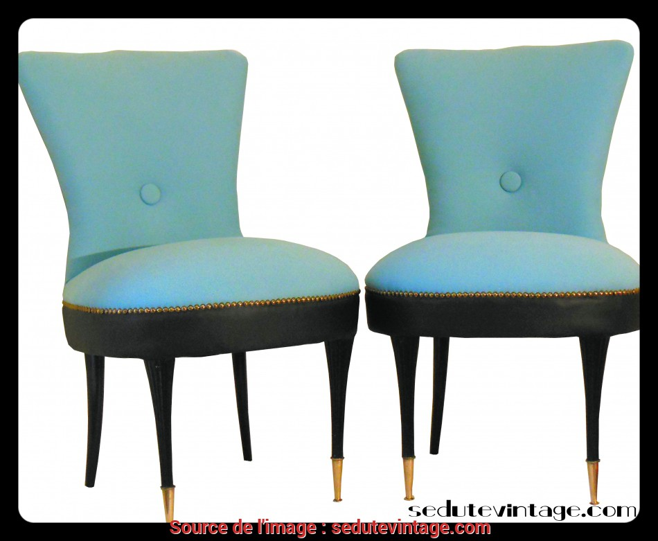 Esotico Coppia Di Poltroncine Da Camera, Pair Of Slipper Chairs, SEDUTE
