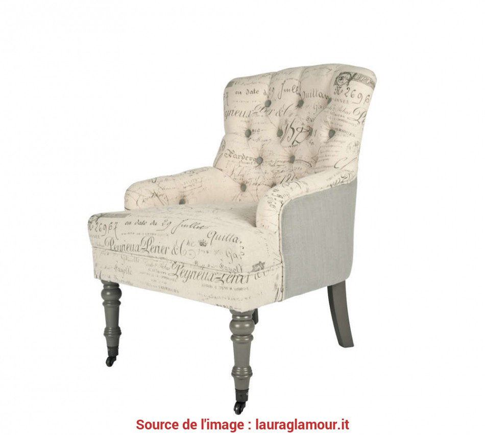 Magnifico MM POLTRONA BERGERE LOUISE, Laura Glamour