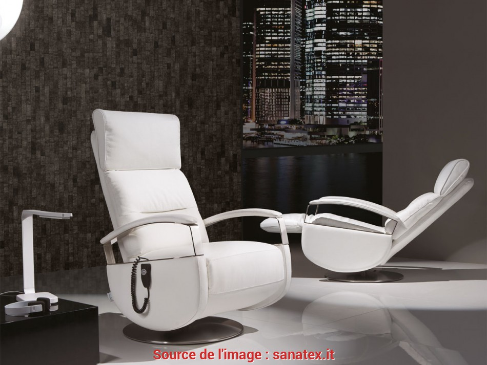 Esperto Poltrone Relax Design Made In Italy