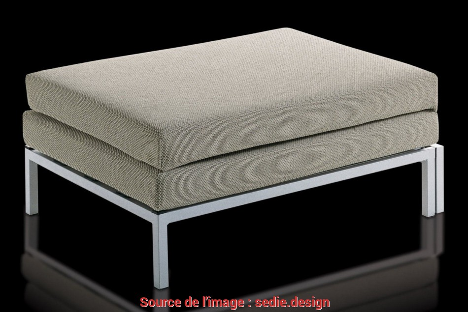 Elegante Willy, Pouf Letto, Milano Bedding