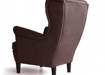 Fresco Tuoni Julia Armchair, Wood Finish, Brown, 84 X, X, Cm: Amazon.Co.Uk: Kitchen & Home