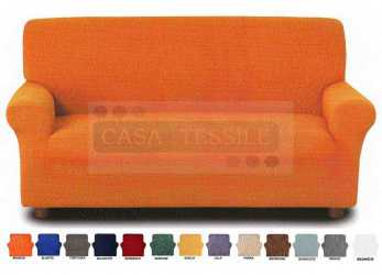 Nuovo Copriliscio Stretch Sofa Cover 4 Seats