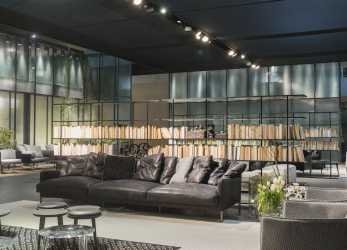 Esperto Dumas Design Piero Lissoni, Living Divani 2016 At GRAYE, GRAYE