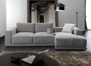 Meraviglioso Modular Sofa / Contemporary / Fabric / 3-Seater, RELAX SQUARE