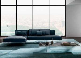 Antico Air Sofa: A Modular Sofa, Your Well-Being, LAGO Design
