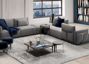 Unico Divani 58B8659C6055B1 18 Italian Leather Sofa Natuzzi, Tvdesign.Org