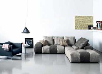 Bello PIXEL Divano, Chaise Longue By Saba Italia Design Sergio Bicego