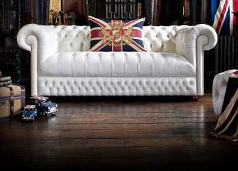 Superiore Divani Chesterfield Originali Inglesi, ENGLISH CHESTERFIELD CO