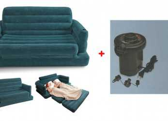 Fantastico Awesome Intex Materassi Gonfiabili Prezzi 66, Con Divano Letto Gonfiabile Decathlon E Peaceful Design Intex