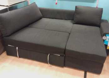 Elegante Perfect Ikea Vilasund, Backabro Review Return Of, Sofa, Clones With Divano Letto Ikea
