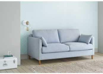 Antico Iceberg Blue 3-Seater Sofa, In 2019,, Home, Pinterest, 3