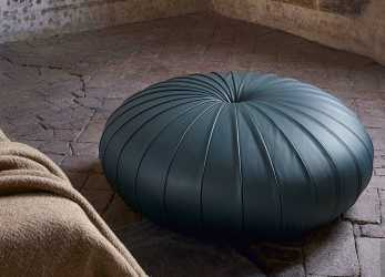 Unico Poltrona Frau Esedra Pouf, Dream Design Interiors Ltd