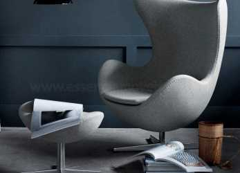Nuovo Poltrona Egg, Home Decor, Chair, Furniture, Chair Design