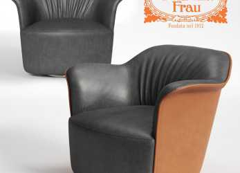 Bello Poltrona Frau AIDA 3D Model In Chair 3DExport
