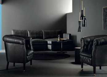 Bello FUMOIR Italian Luxury Furniture In Dubai, Middle East