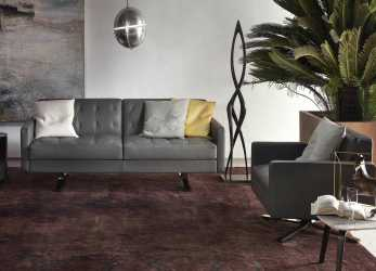 Bello Kennedee Jr Sofa By Jean-Marie Massaud, Poltrona Frau
