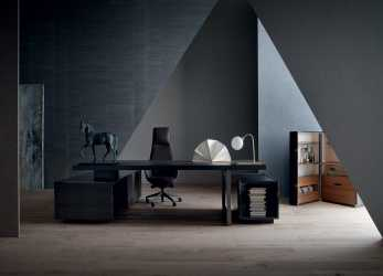 Preferito Jobs Desk Office Furniture By Rodolfo Dordoni, Poltrona Frau