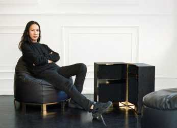 Premio Alexander Wang Debuts A Furniture Collection, Poltrona Frau, WSJ