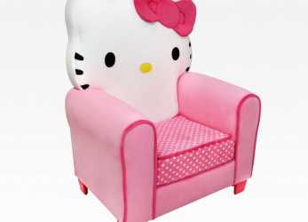 Trending Poltrona Rosa Di Hello Kitty Accessori Camera Da Letto