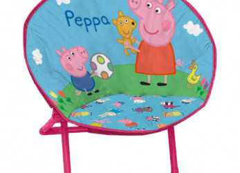 Bello Peppa, Poltroncina