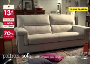 Esperto Poltrone E Sofa Divani Beautiful Angolari, Contemporary