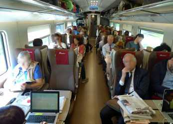 Nuovo Trenitalia'S Frecciarossa High-Speed Train, Tickets From €19.90