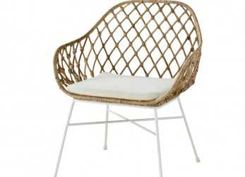 Bello Poltrona In Rattan Intrecciato, Home, Pinterest, Rattan