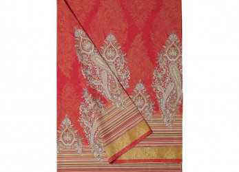 Magnifico Bassetti Granfoulard Telo Arredo Elba, Rosso, 180X270, Amazon.Co.Uk: Kitchen & Home
