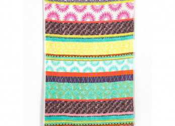 Nuovo Details About Beach Towel Sponge 100% Cotton, Towel, Bathroom. DESIGUAL, BOTANICAL, 61WL0A6
