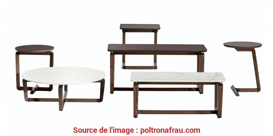 Originale Modern Designer Tables: Dining & Coffee Tables, Poltrona Frau
