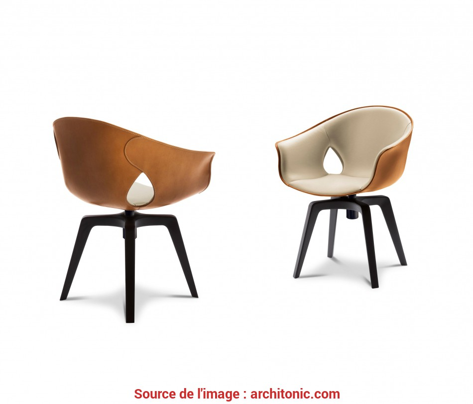 Confortevole GINGER, Chairs From Poltrona Frau, Architonic