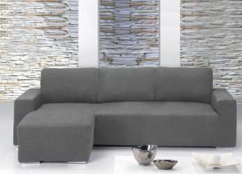 Minimalista Sofa With Chaise Longue Grey Peninsula Sinistra Grey: Amazon.Co.Uk: Kitchen & Home