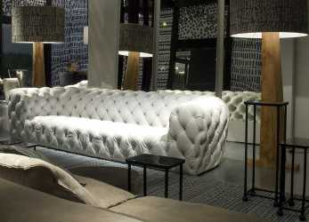 Semplice One More Time: Chester Moon Sofa By Baxter, SU Deco, Livingroom