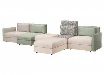 Più Recente Divano Ikea Vallentuna Sbalorditivo My Home Living Room Vallentuna Couch By Ikea With Pillows By Of